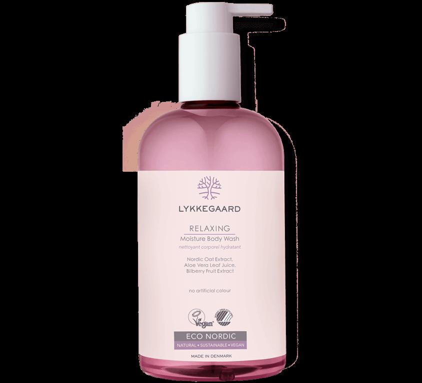 Relaxing Moisture Body Wash