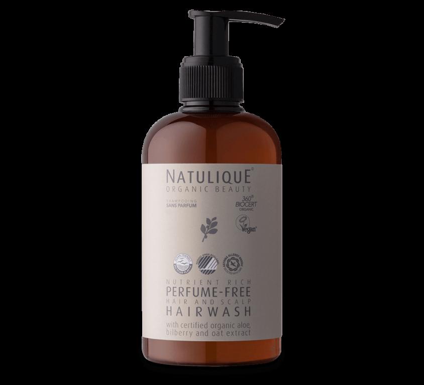 Perfume-free Hair & Scalp Hairwash