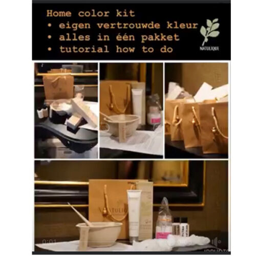 Lock Down Color at Home kit