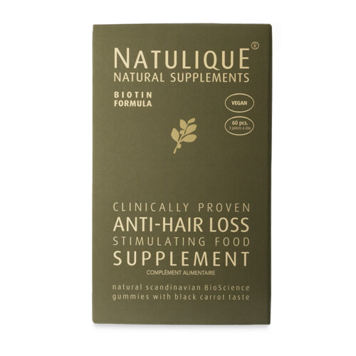 NATULIQUE ANTI-HAIR LOSS SUPPLEMENT